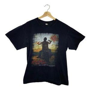 Godsmack IV Tour T Shirt Mens Large Rock Band 2007
